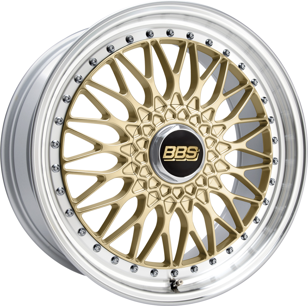 BBS-Forged Super RS Gold Image
